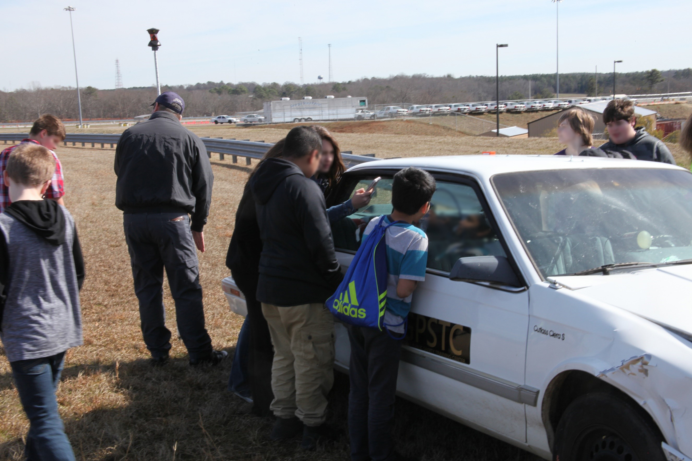 GPA Assists Gilmer Middle School STEAM Class - GPSTC