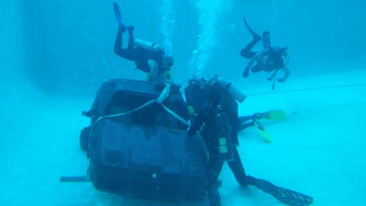 GPSTC Develops Public Safety Diver Course - GPSTC